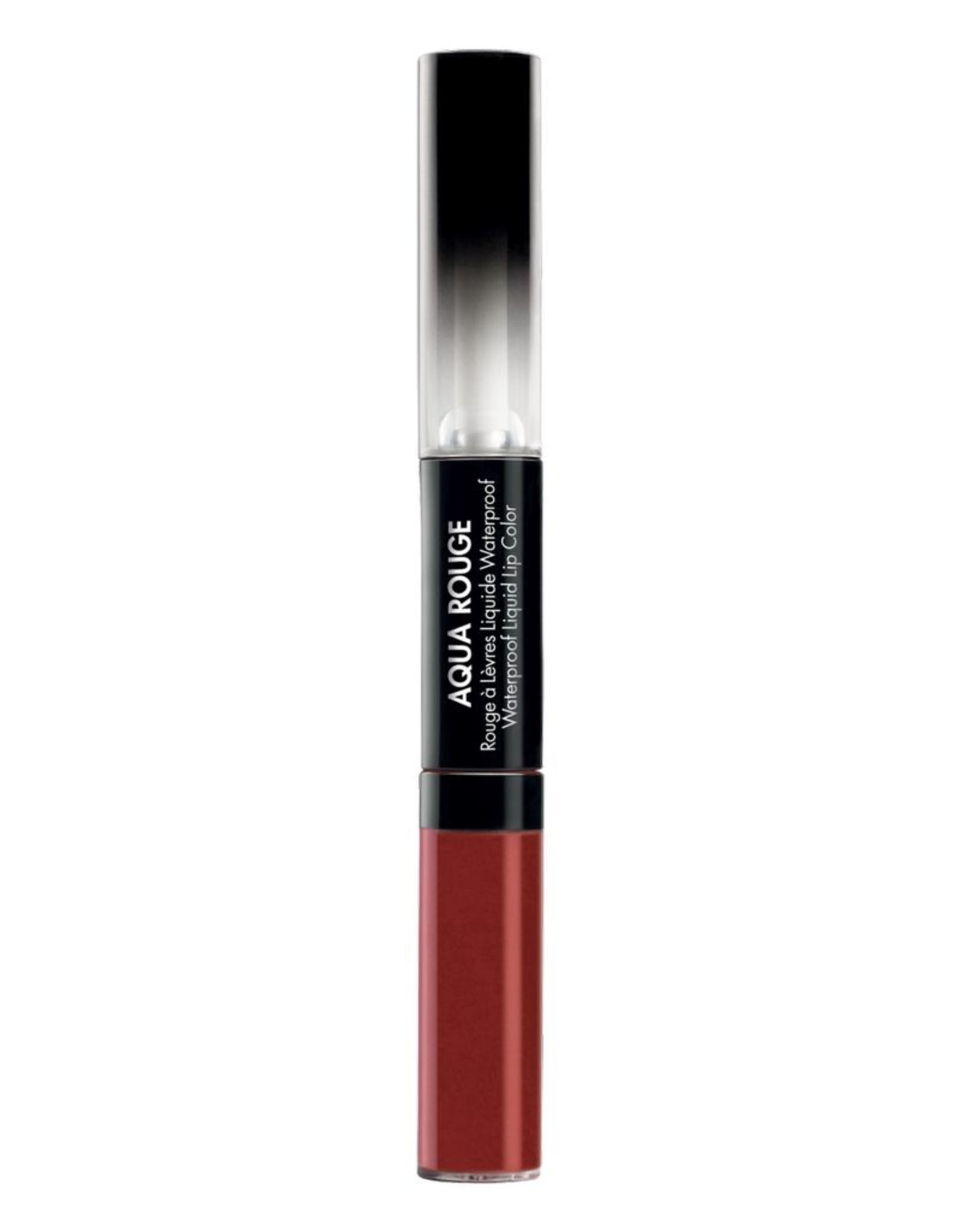 MUFE Aqua rouge a levres liq wtp #9 Bordeaux / Burgundy
