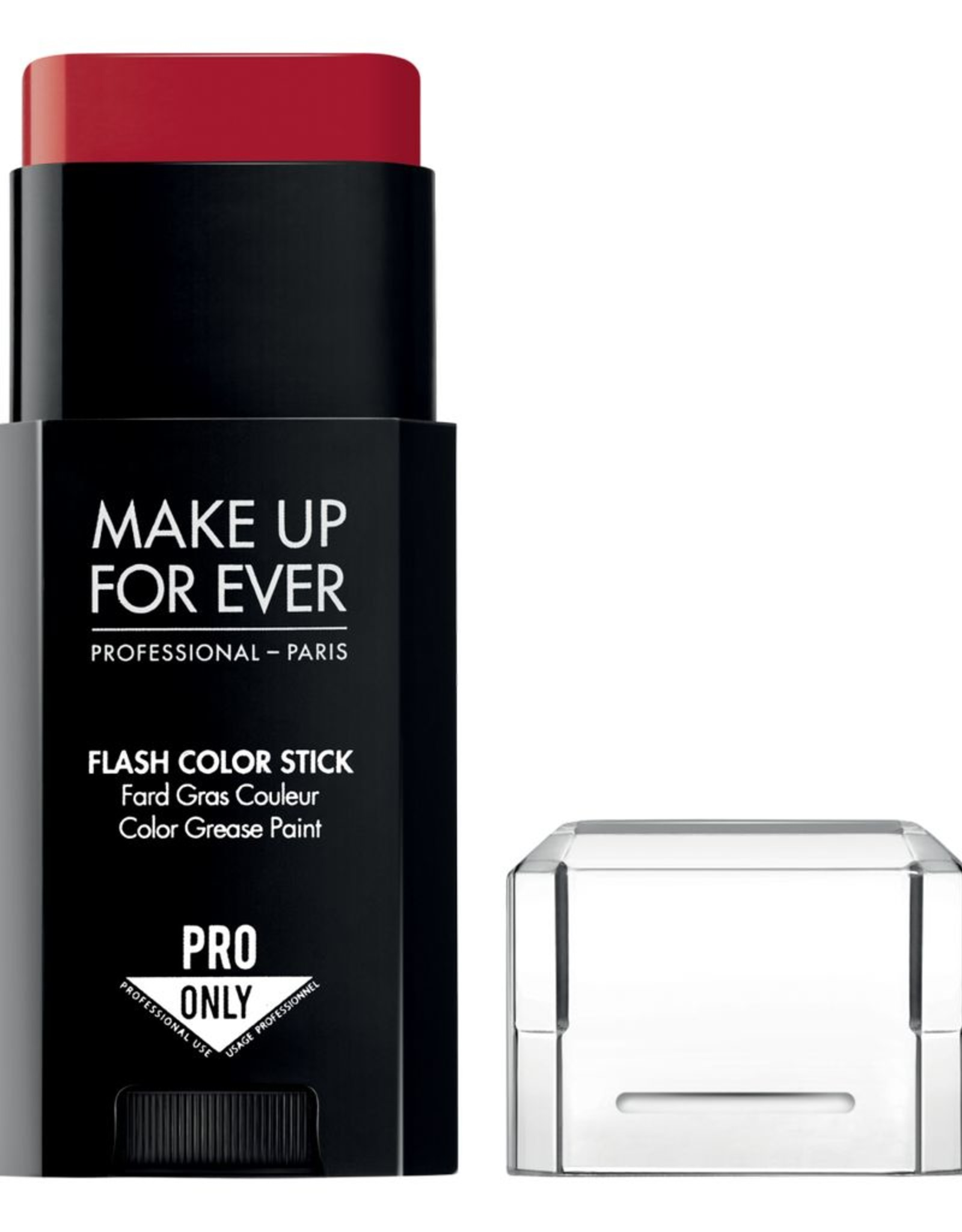 MUFE FARD GRAS STICK 20g N524 Rouge / Red                                                                 ( MB 420)