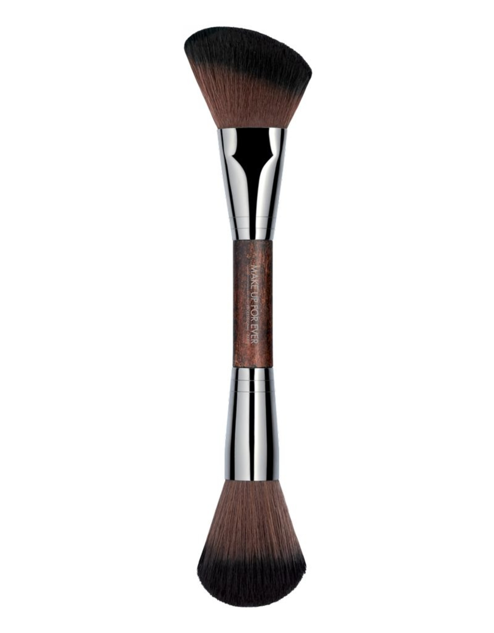 MUFE #158 PINC. SCULPTING 2-EMBOUT /  2-ENDED SCULPTING BRUSH