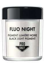 MUFE FLUO NIGHT  3g N27 blanc / white