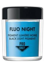 MUFE FLUO NIGHT  3g N32 bleu / blue