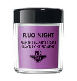 MUFE FLUO NIGHT  3g N34 violet / purple
