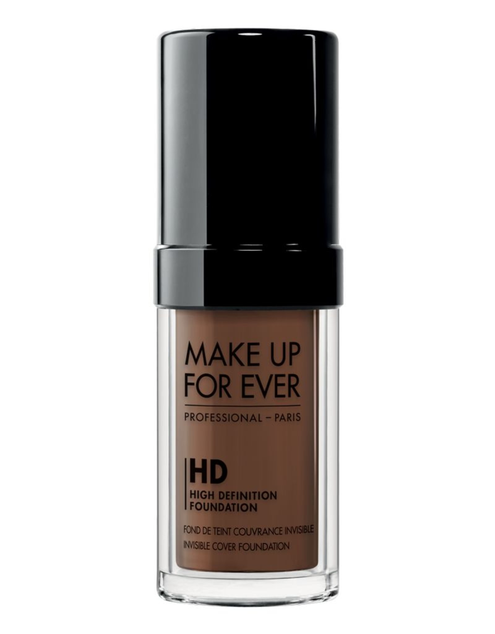 MUFE FOND DE TEINT HD 30ML (invisible) N¡185 -ebene / ebony