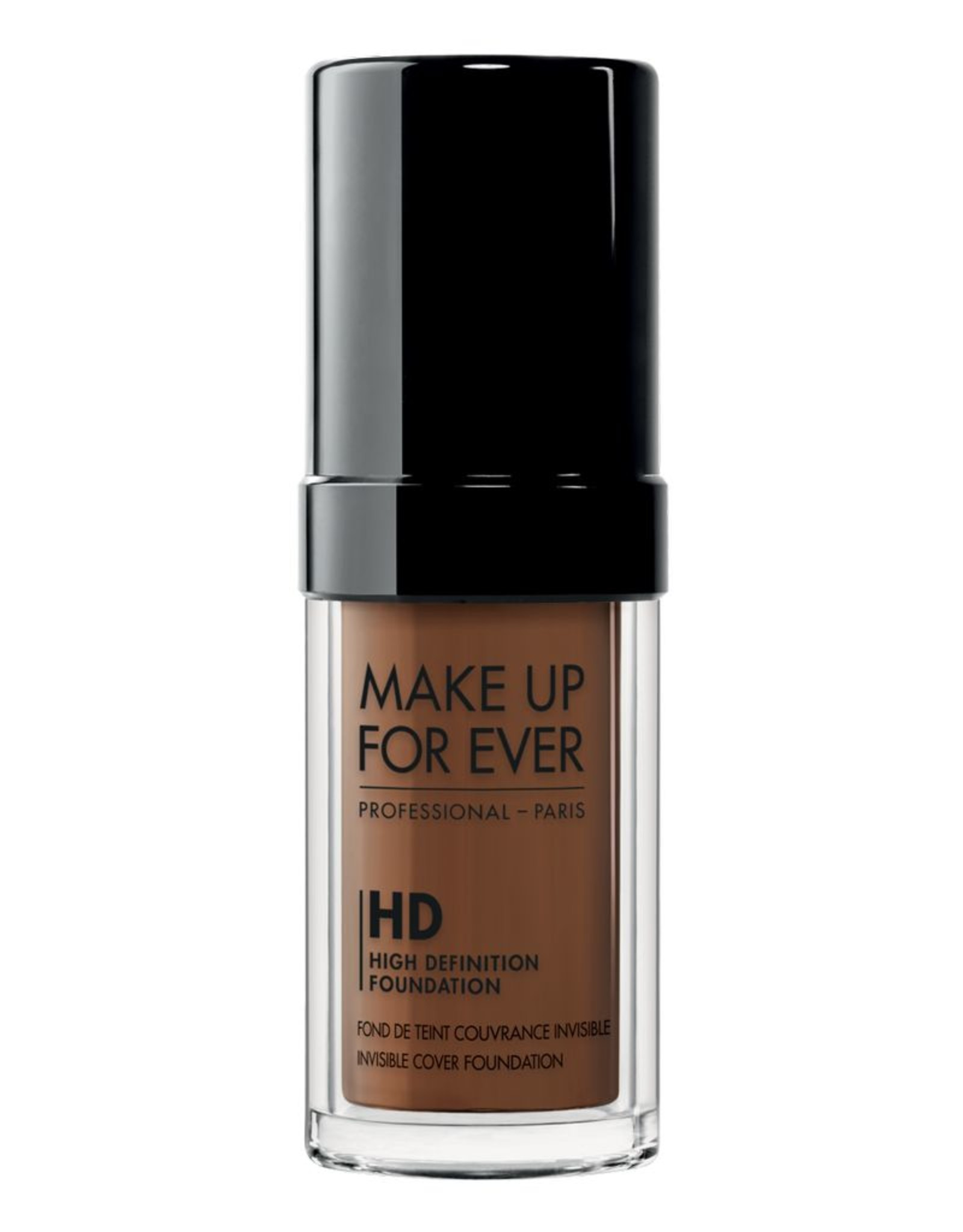 MUFE FOND DE TEINT HD 30ML (invisible) N180 brun / brown