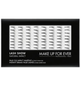 MUFE FAUX CILS LASH SHOW N-602<br /> IMPACT NATUREL / IMPLANTS