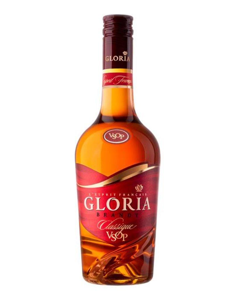 Gloria Classique brandy VSOP, Brandy, 36%, 700ml
