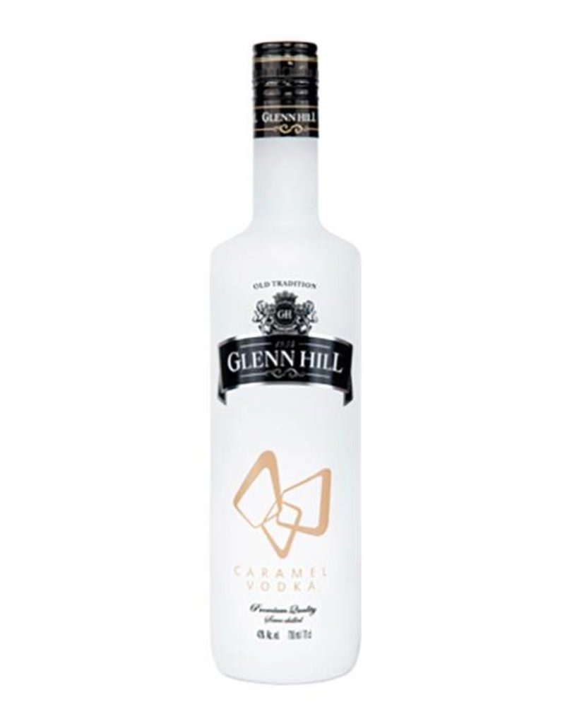 GlennHill Vodka Caramel, Vodka, 40%, 700ml