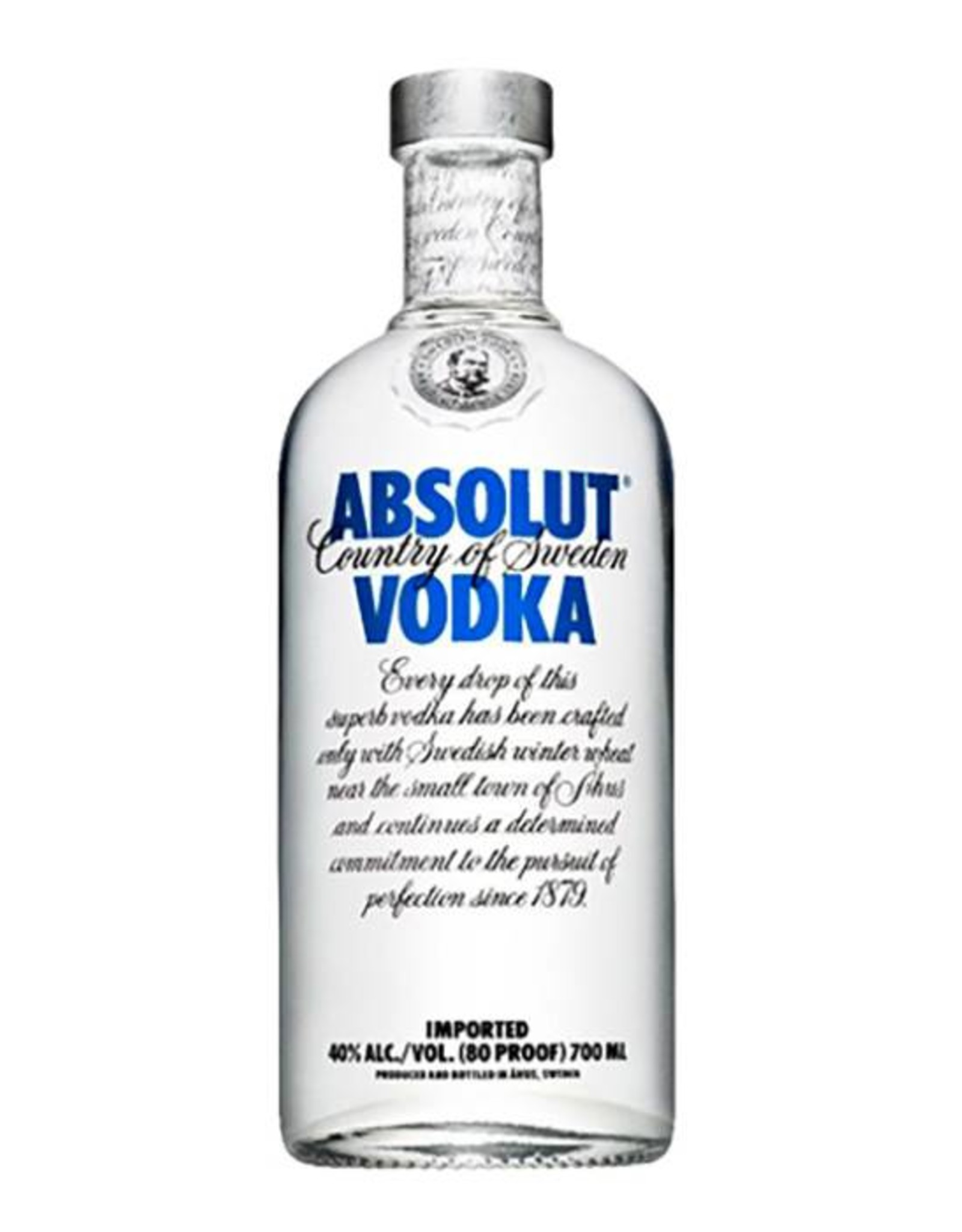 Absolut Blue, Vodka, 40%, 700ml