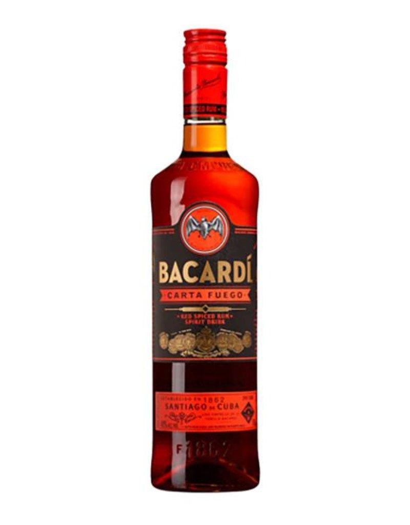 Bacardi Carta Fuego, Rum, 40%, 1000ml