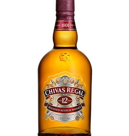 Chivas regal 12 years, Whisky, 40%, 1000ml