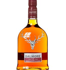 Dalmore 12 Years, Whisky, 40%, 700ml
