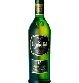 Glenfiddich 12 y, Whisky, 40%, 700ml
