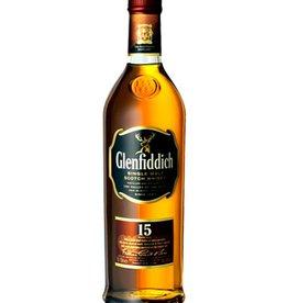 Glenfiddich 15 years, Whisky, 40%, 700ml