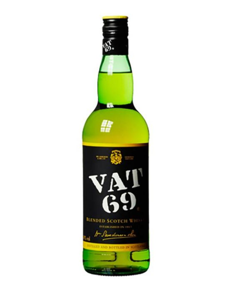 VAT 69, 40%, 1000ml