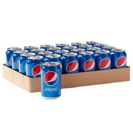 Pepsi, Frisdrank, 24x330ml, Blik Tray