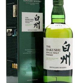 Suntory Hakushu Dist. Reserve, Whisky, 43%, 700ml