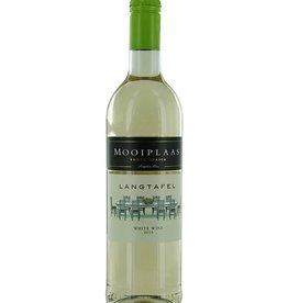 Mooiplaas Langtafel White, Wijnen Witte , 12%, 750ml