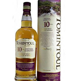 Tomintoul Malt 10 Year, Whisky, 40%, 700ml