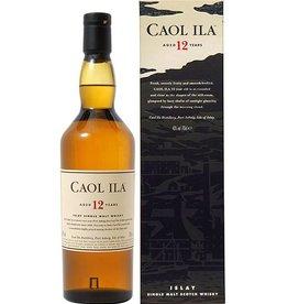 Caol Ila 12 Y, Whisky, 40%, 700ml