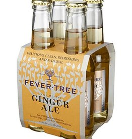 Fever Tree Ginger Ale, Frisdrank, 4x200ml