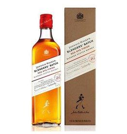 Johnnie Walker Red Rye Finish, Whisky, 40%, 700ml