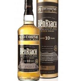 Benriach 10 Yers Curiositas Scotch, Whisky, 46%, 700ml