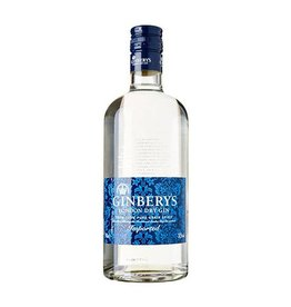 Ginbery's London Dry , Gin, 37,5%, 700ml
