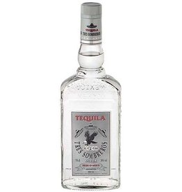 Tres Sombreros Tequila Silver, Tequila, 38%, 700ml
