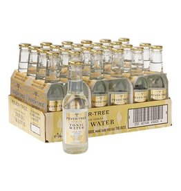 Fever Tree Indian Tonic Water , Frisdrank, 24x200ml