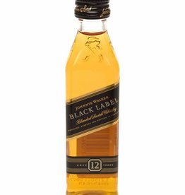 Johnnie Walker Black Label mini, Whisky, 40%, 50ml