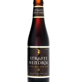 Straffe Hendrik Quadrupel, Bier, 11%, 330ml