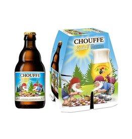 La Chouffe , Bier, 8%, 4x330ml