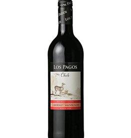 Los Pagos Cab. Sauvignon, 2015, Wijnen Rode, 13%, 750ml