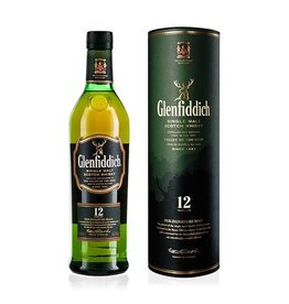 Glenfiddich 12 years, Whisky, 40%, 1000ml