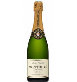 Monthuys Brut, Champagne, 12,5%, 750ml
