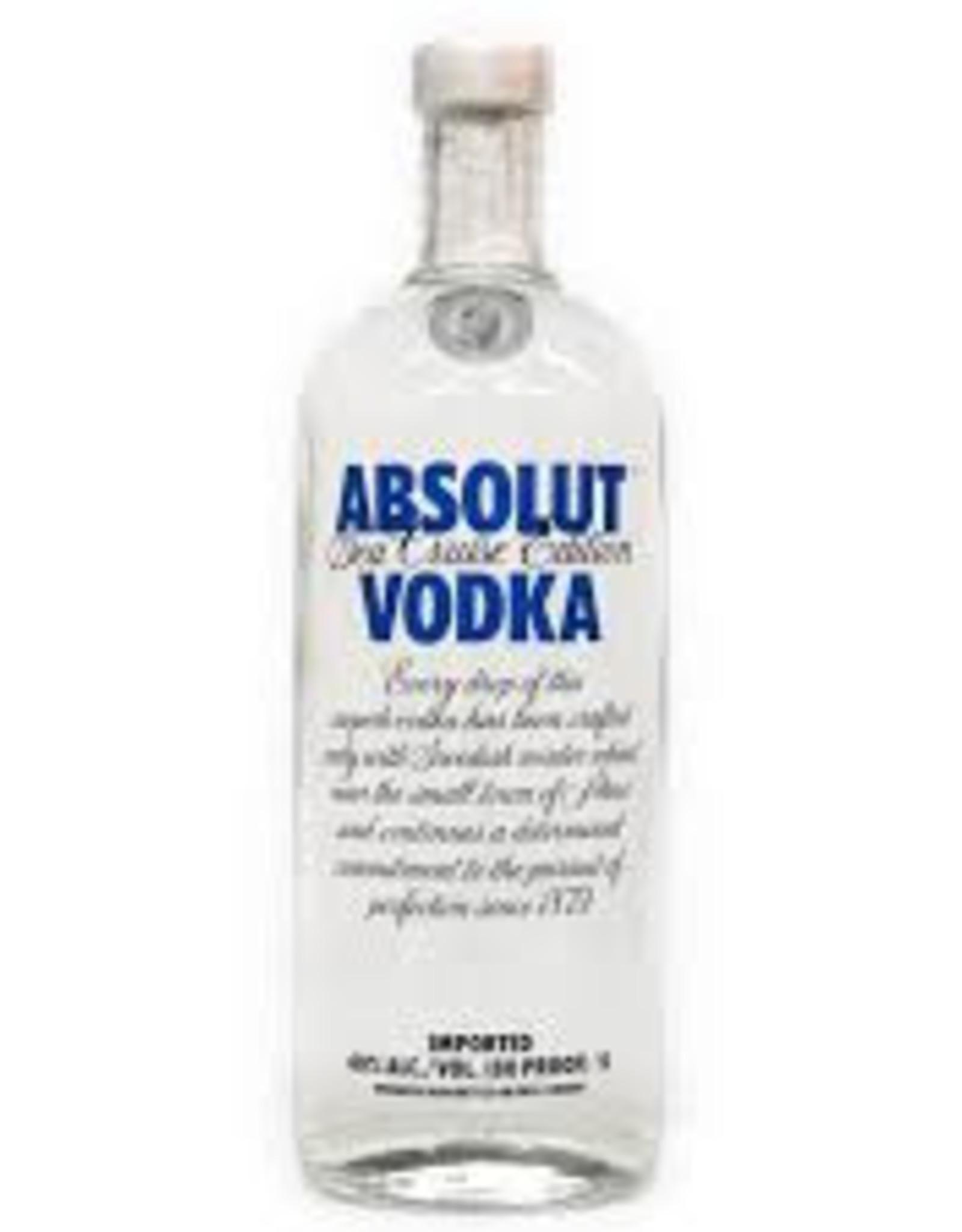 Absolut Vodka, 40%, 4500 ml