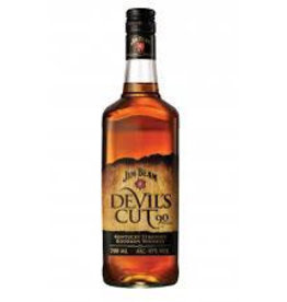 Jim Beam Devils Cut, Bourbon Whisky, 45%, 700 ml