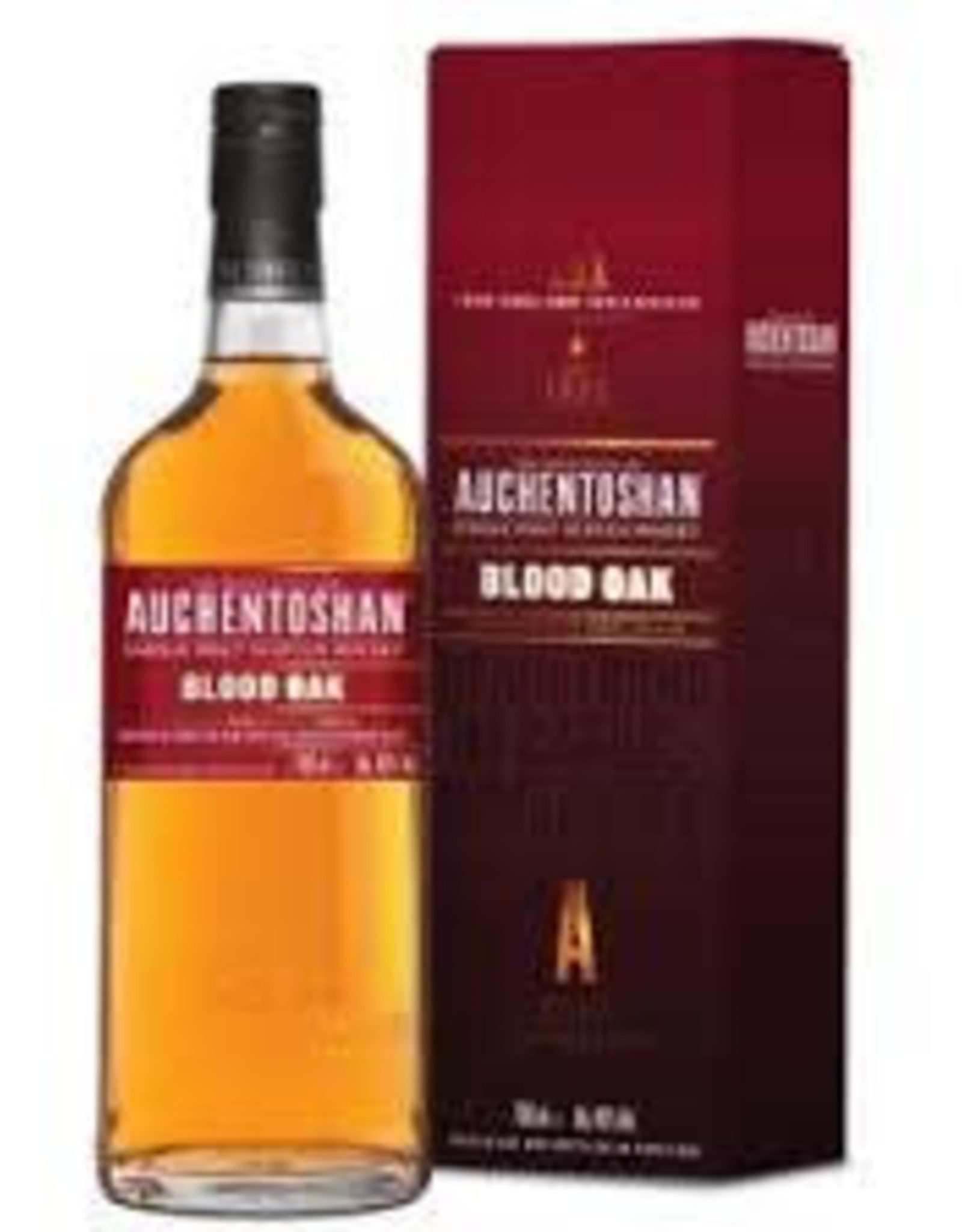 Auchentoshan Blood oak, Whisky, 46%, 700 ml
