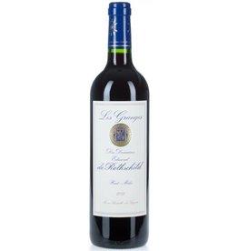 De Rothschild Haut Medoc, 2012, Rood wijn, 13%, 750 ml