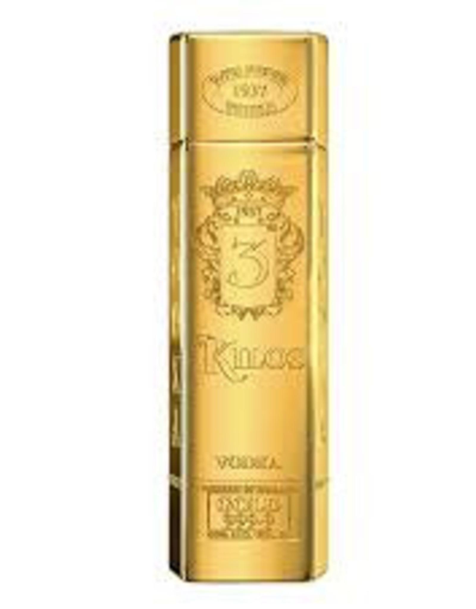 3 Kilos Vodka Gold, 40%, 1000 ml