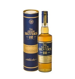 Glen Silver's 12 year Malt Whisky, Whisky, 40%, 700ml