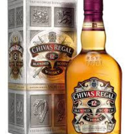 Chivas regal 12 years, Whisky, 40%, 700ml
