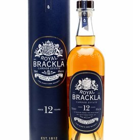 Royal Brackla, 12 Y whisky, 40%, 700 ml