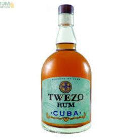 Twezo Rum Cuba 3Y, Rum, 40%, 700ml