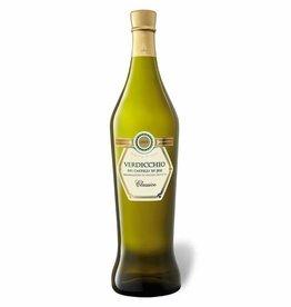 Verdicchio Classico, Wit wijn, 2016, 14%, 750 ml
