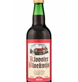 Siebrand Klooster Bloedwijn, Roodwijn, 12%, 750 ml