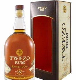 Twezo Rum Barbedos 8 years, Rum, 40%, 700ml