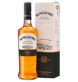 Bowmore, 12Y, Single malt Whisky, 40%, 700 ml