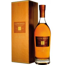 Glenmorangie 18y, single Malt whisky, 43%, 700 ml