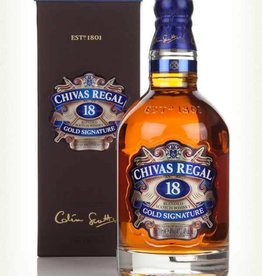 Chivas Regal 18Y, Whisky, 40%, 700 ml
